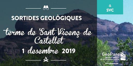 Sortida Geològica pel terme de Sant Vicenç de Castellet 191201
