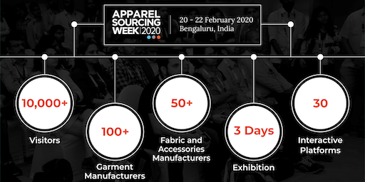 Apparel Sourcing Week 2020 - India's Premier Sourcing Show
