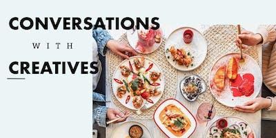Conversations W/ Creatives: Friendsgiving Potluck