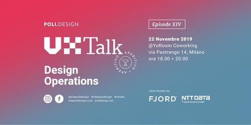 14° UX Talk - Design Operations