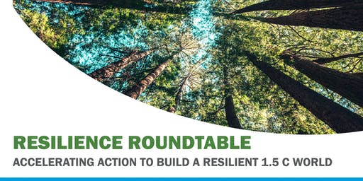 Acceleration Action to Build a Resilient 1.5C World