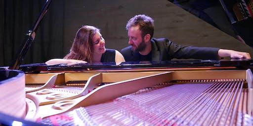 Piano à la carte by Sara Ferrandino & Federico De Antoni