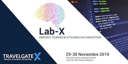 III LAB-X - Innovación en turismo y tecnología hackathon