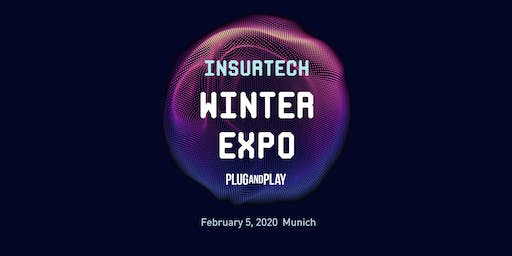 Plug and Play Insurtech Winter Expo