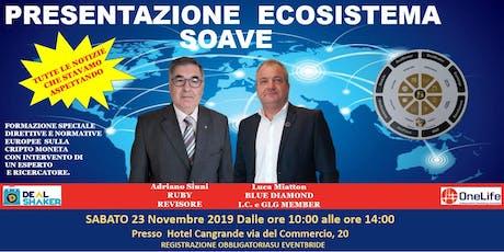 Presentazione Ecosistema biglietti