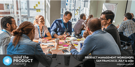 Mind the Product San Francisco 2020 Workshops tickets