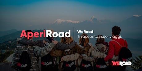 AperiRoad - Milano | WeRoad ti racconta i suoi viaggi tickets
