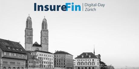 InsureFin Digital-Day Zürich 2019 Tickets