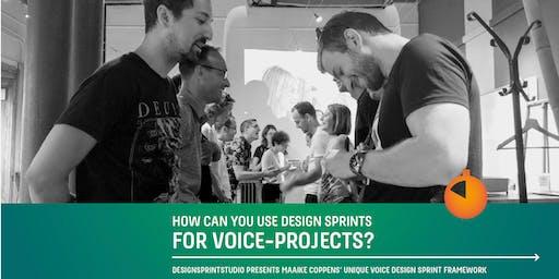 VOICE - Design Sprint Meetup Berlin