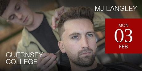 Guernsey Modern Barbering Workshop featuring M J Langley tickets