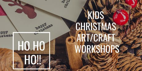 Christmas Workshop tickets