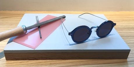 Atelier fabrique ta monture de lunette billets