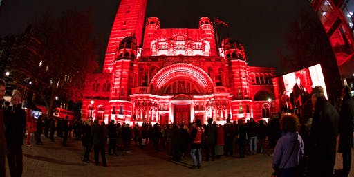 #RedWednesday London Event