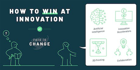 How to Win at Innovation tickets