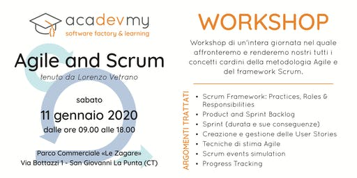 Agile and Scrum Workshop