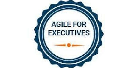 Agile For Executives 1 Day Virtual Live Training in Melbourne tickets