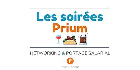 Soirée atelier découverte du Portage salarial & Networking billets