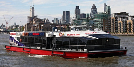 Evening Boat Cruise | NDC London 2020 tickets