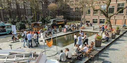 Impact Hub Amsterdam 11th Anniversary Breakfast | MEMBERS ONLY