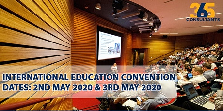International Education Convention tickets