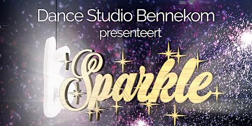Sparkle show 1 Dance Studio Bennekom
