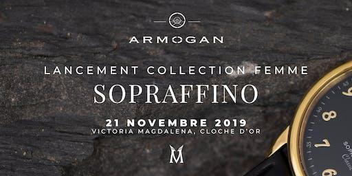 Armogan x Victoria Magdalena : Lancement Collection Femme