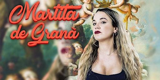 Martita de Grana | Algeciras - Sala Gramola