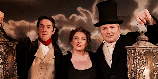 Antelope Productions and Castlecor House present A CHRISTMAS CAROL