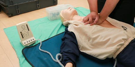 Level 3 First Aid at Work RQF No Theory Exam  - 3 Day Course £150.00 tickets