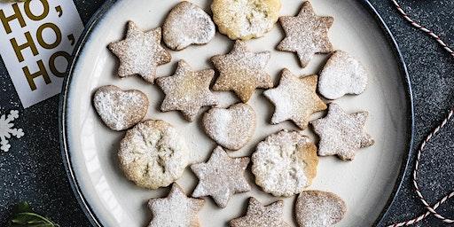 Ateliers biscuits de Noël par le chef Chloé Saada