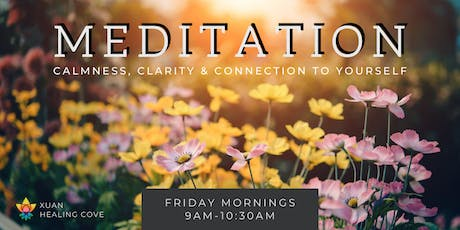 Weekday Meditation: Deeply Relaxing and Releasing tickets