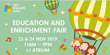 Education and Enrichment Fair 2019 tickets