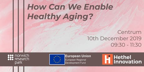 How can we enable healthy aging? tickets