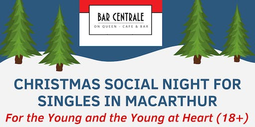 Two Hearts One Love Christmas Singles Social Night