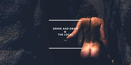 Life Drawing - FB Drink and Draw WA  tickets