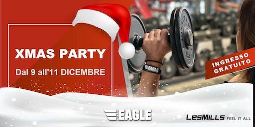 XMas Party - Eagle fitness