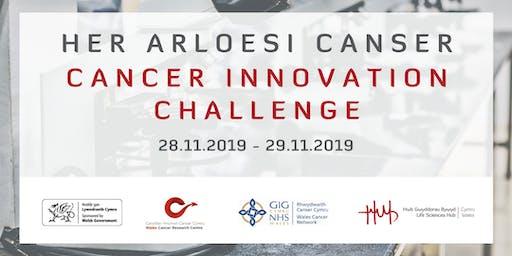 Her Arloesi Canser Cymru | Wales Cancer Innovation Challenge