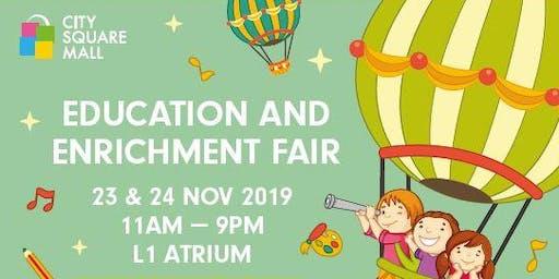 Education and Enrichment Fair 2019