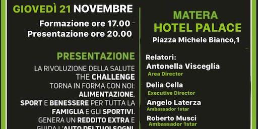 Challenge Matera