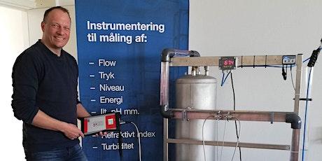 Instrumentering til Vand / Spildevand - Århus tickets