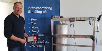 Instrumentering til Vand / Spildevand - Århus