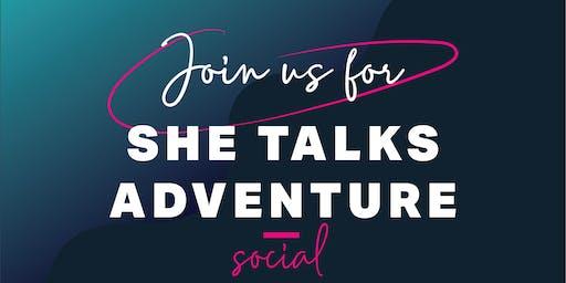 She Talks Adventure