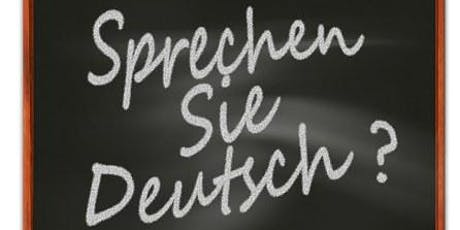 German Beginner Taster Session tickets