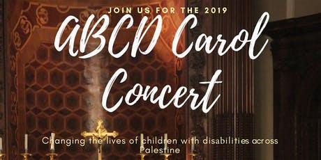 ABCD Carol Concert tickets