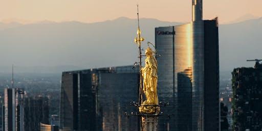 Milano Vista dal Cielo - Aperitivo e Incontro con l'Autore