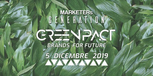 MARKETERs Generation19 - Greenpact: Brands for Future