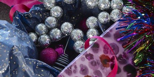 Christmas Dorset Buttons with Sarah