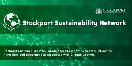 Sustainable Stockport Breakfast Event  tickets