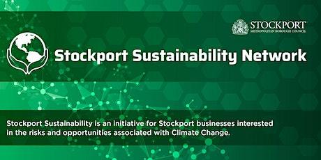 Sustainable Stockport Breakfast Event  tickets