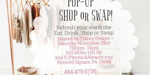 Shop or Swap girls night !